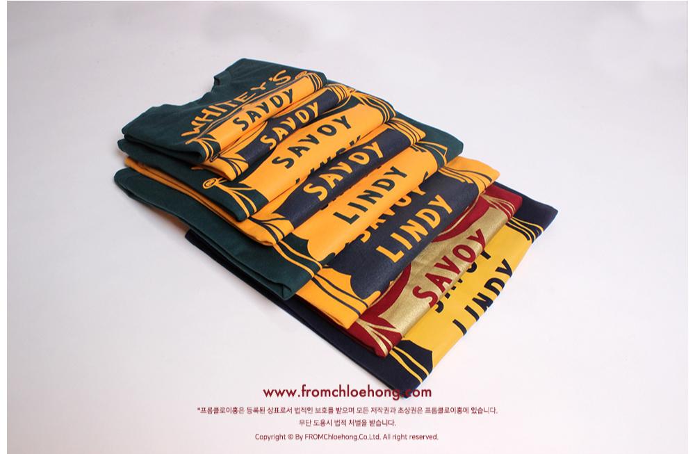 반팔 티셔츠 -S1L8
